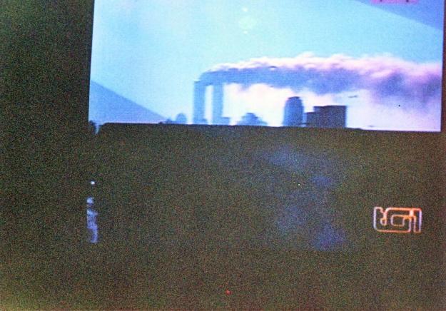 L'avventura di un telespettatore (Roma, 11 settembre 2001)