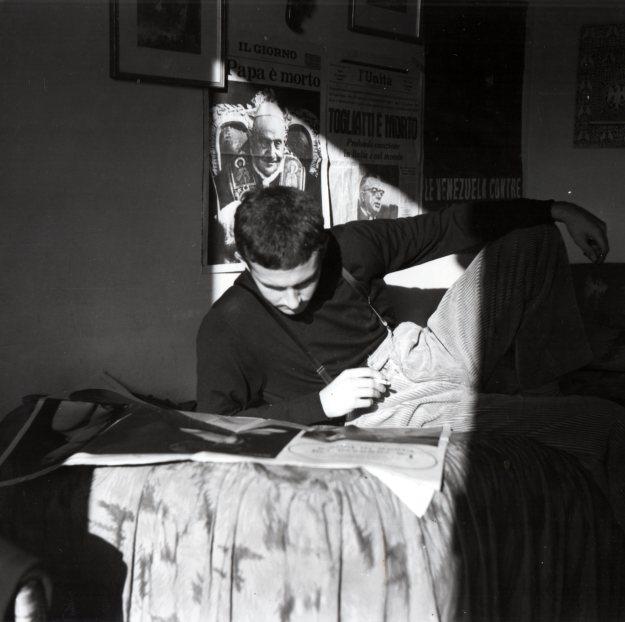 La preghiera laica del cretino (1964)